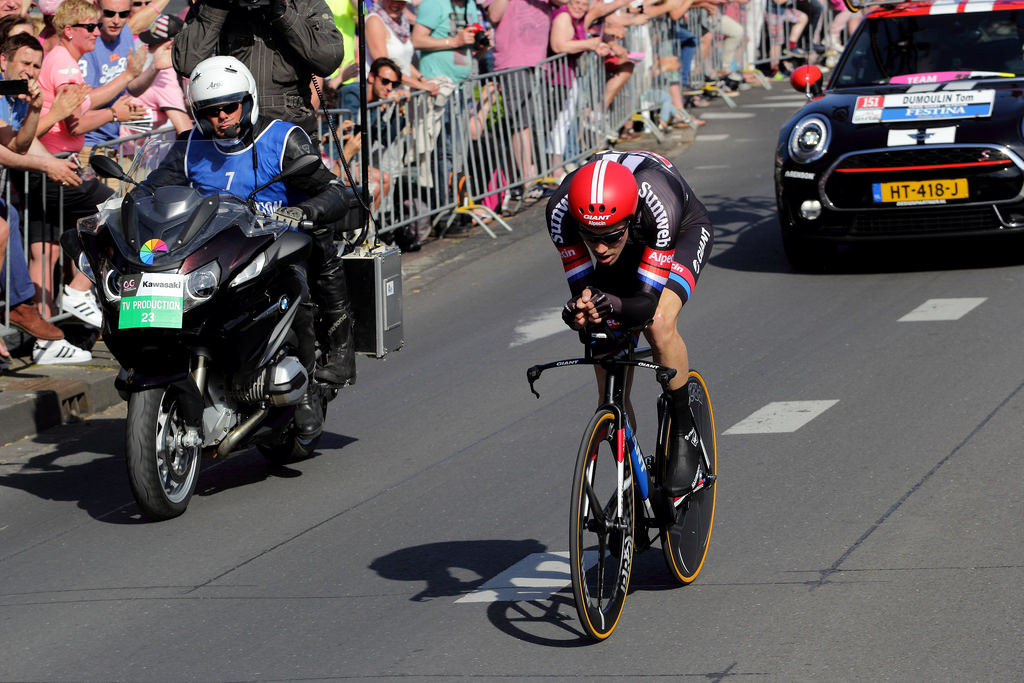 Tom Dumoulin cronometro