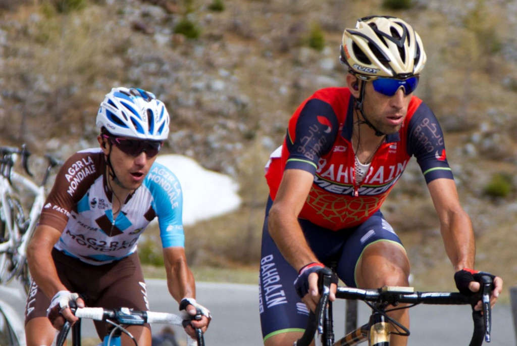 Vincenzo Nibali Giro d'Italia 2017